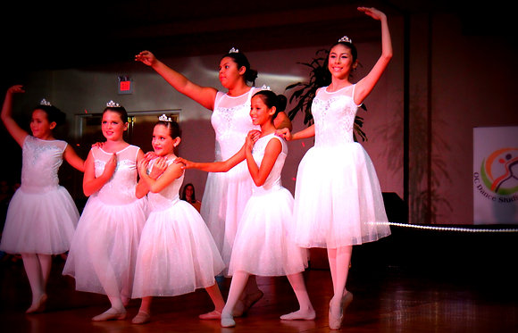 Ages 10-16- Ballet - Tuesdays Monthly Pass