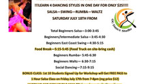 Free Salsa Class in Orange County On Friday!