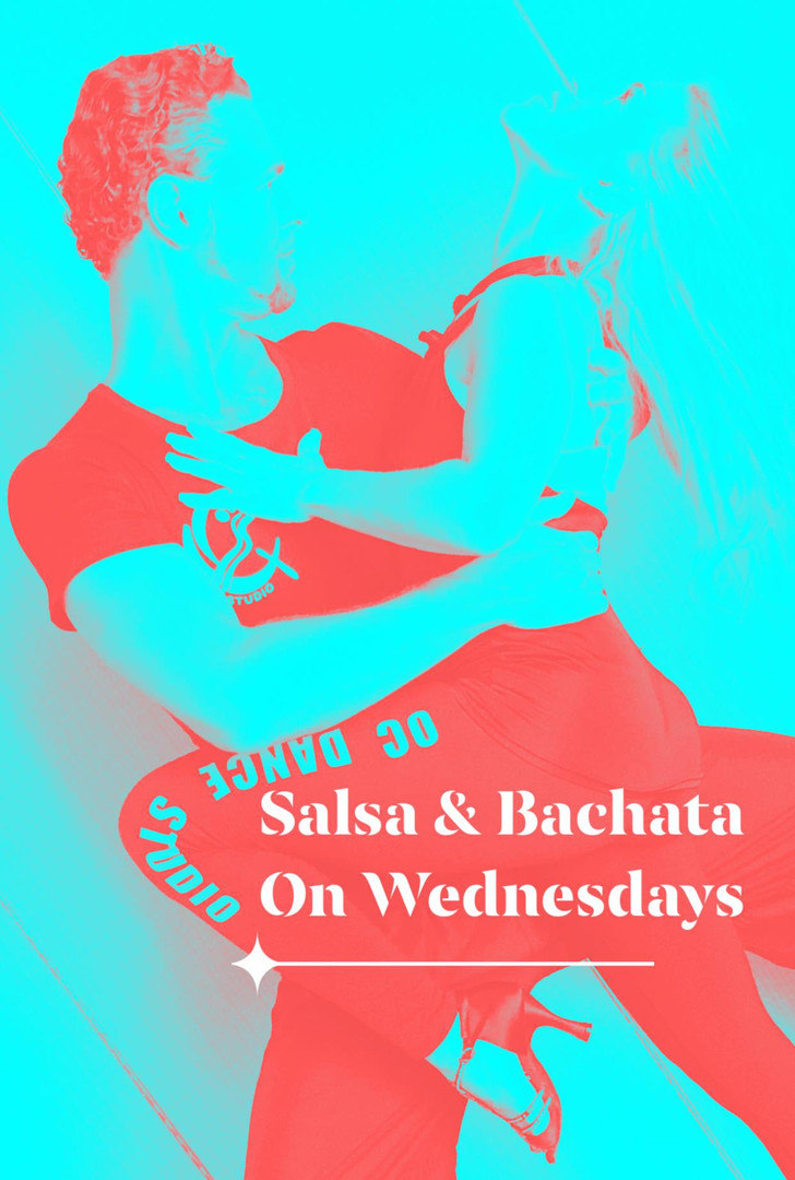 Salsa & Bachata Weekly Classes All Levels