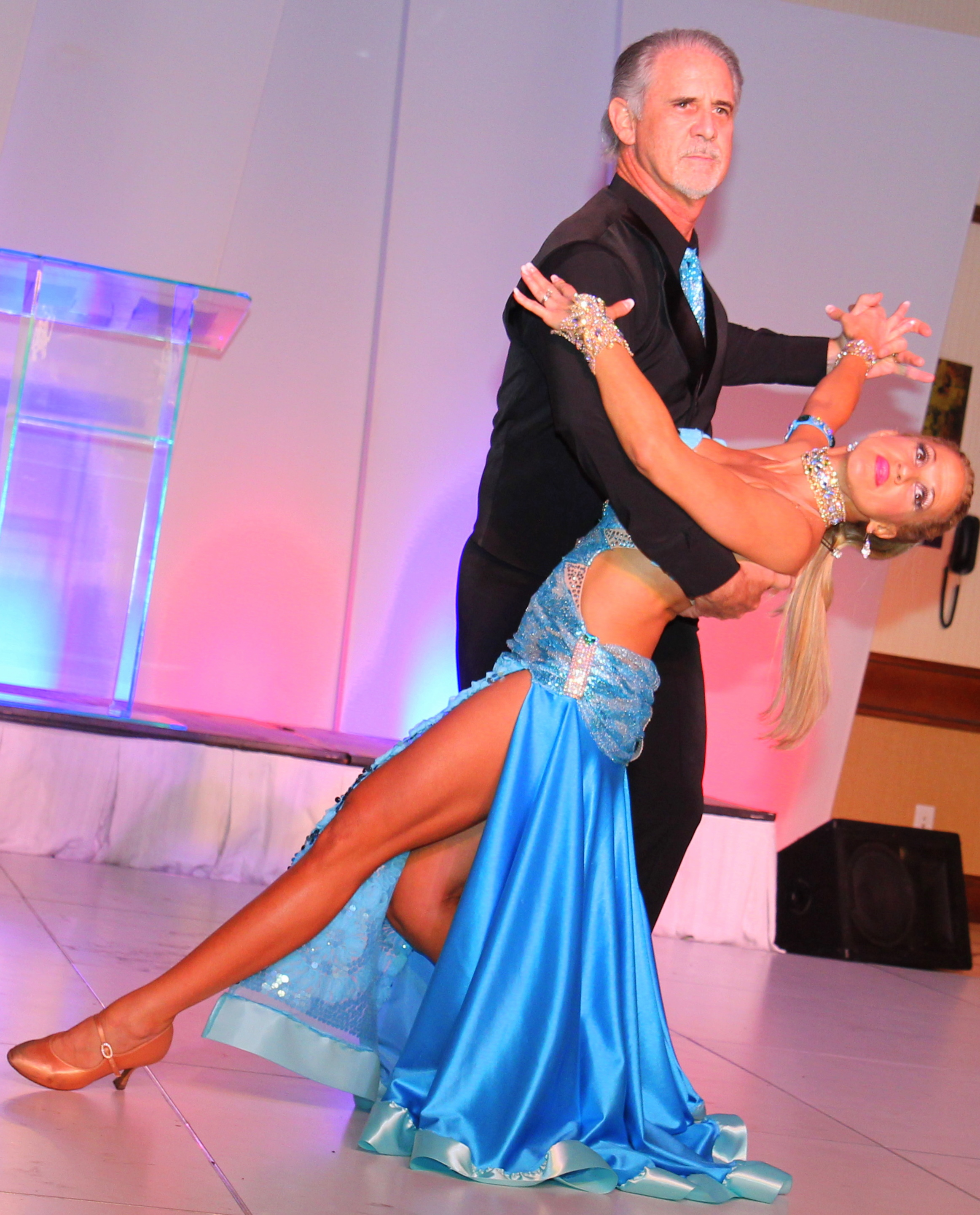 Ballroom and Salsa Lessons Irvine