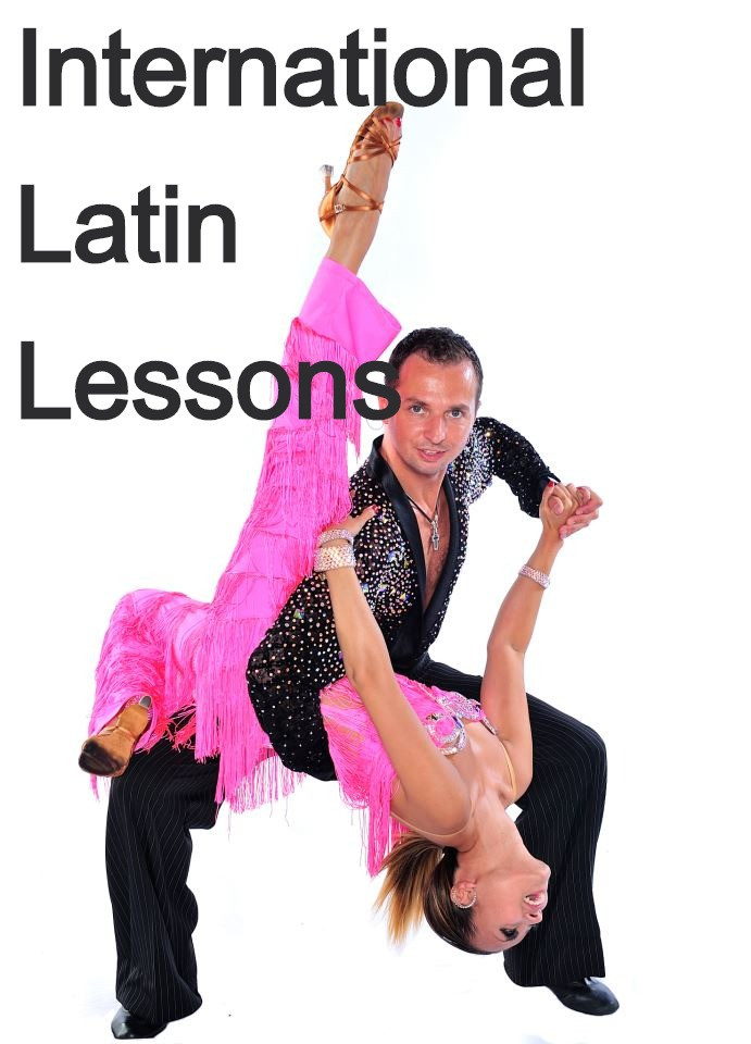 Ballroom Latin Dance Lessons