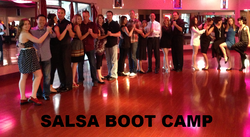 Salsa classes lessons and workshops