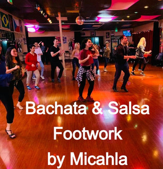 Bachata & Salsa Class Without Partner