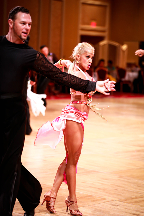 Ballroom Competitions