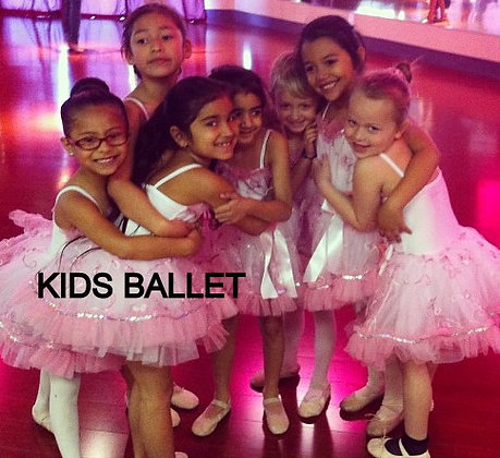 Ages 6-9 - Ballet Monthly Pass for Tuesdays