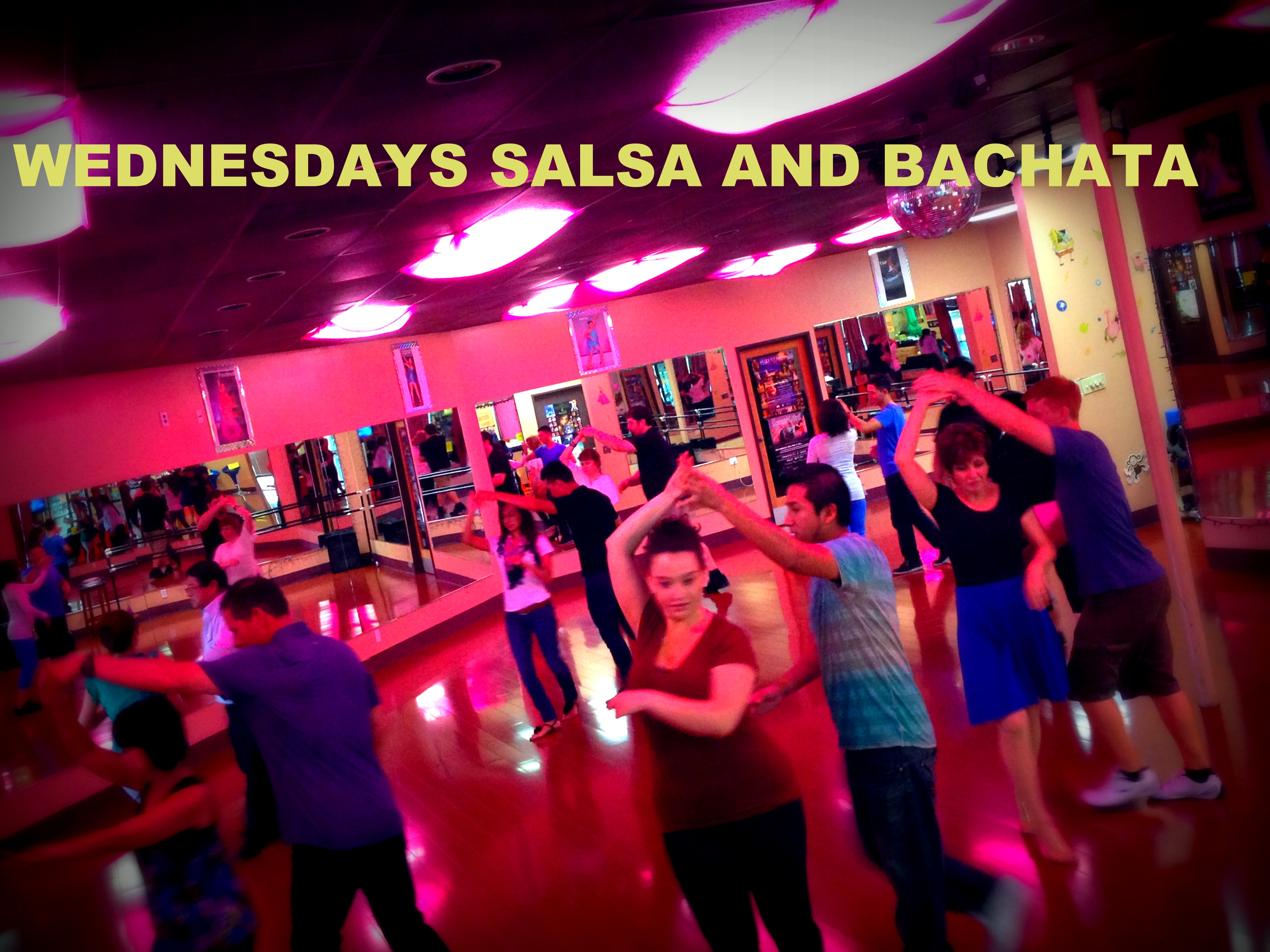 Dance Classes for Salsa in Irvine