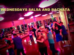 Dance Classes for Salsa in Irvine