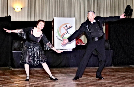Seniors Private Dance Lessons Mon-Sat