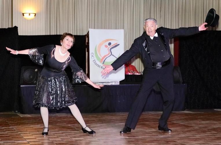 Dance Lessons for Seniors