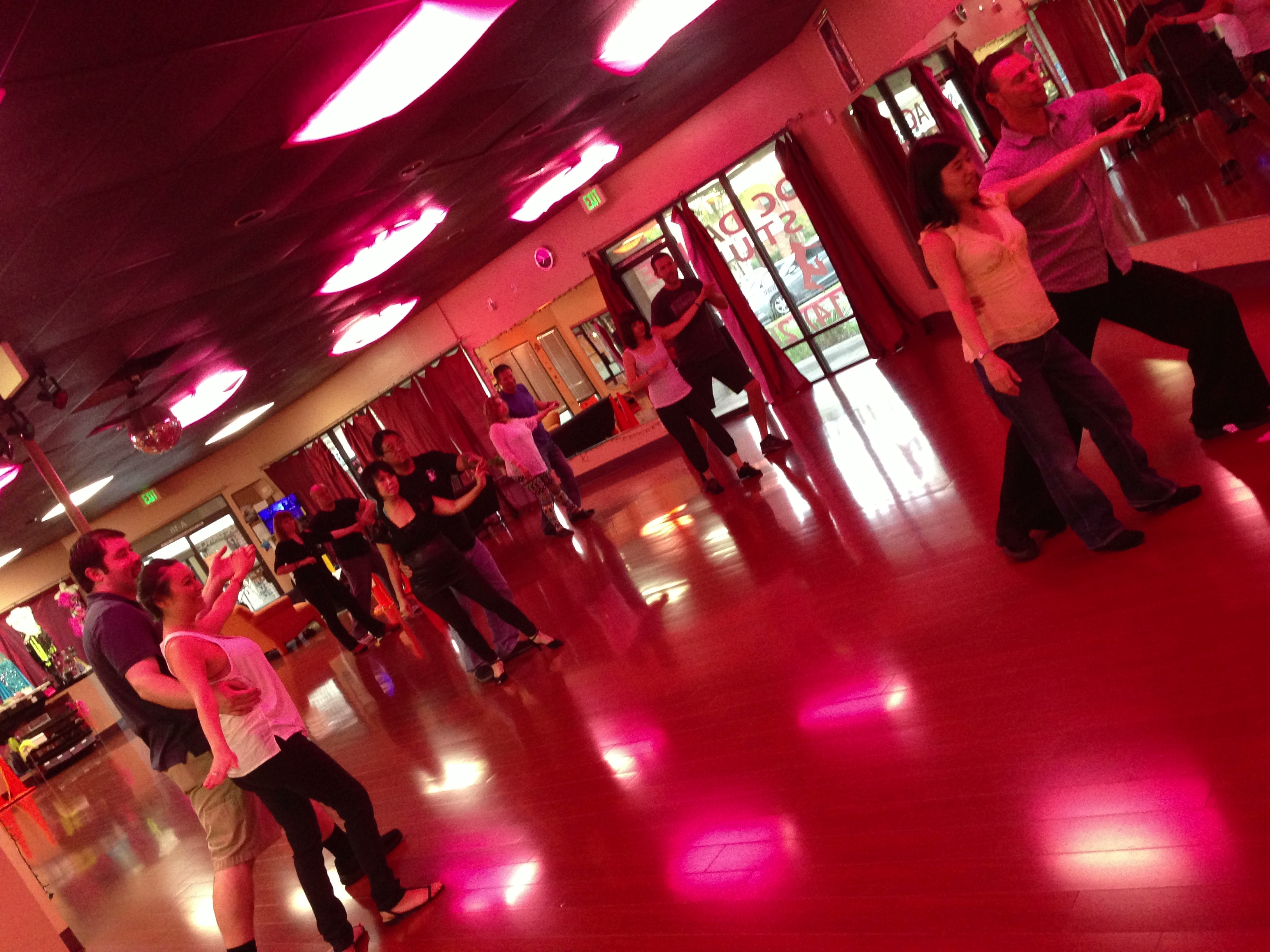 Swing Salsa Classes Orange county