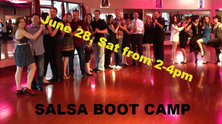 SALSA WORK SHOP IN ORANGE COUNTY AT OC DANCE STUDIO SATURDAY JUNE 28TH