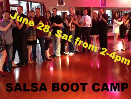 SALSA WORK SHOP IN ORANGE COUNTY AT OC DANCE STUDIO SATURDAY JUNE 28TH
