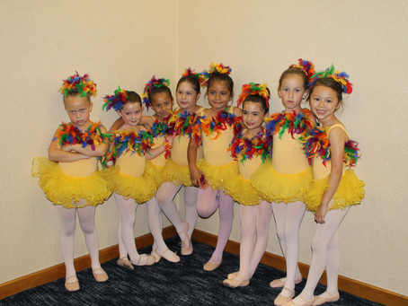 Now Enrolling for Fall/Winter Kids Dance Classes for Ballet, Tap, Jazz, Hip Hop and Ballroom!