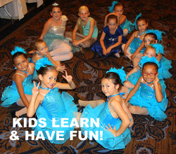Kids Dance Classes ages 3 and up