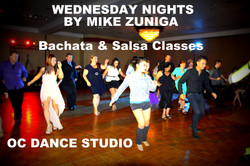 Salsa Dance Classes Orange County
