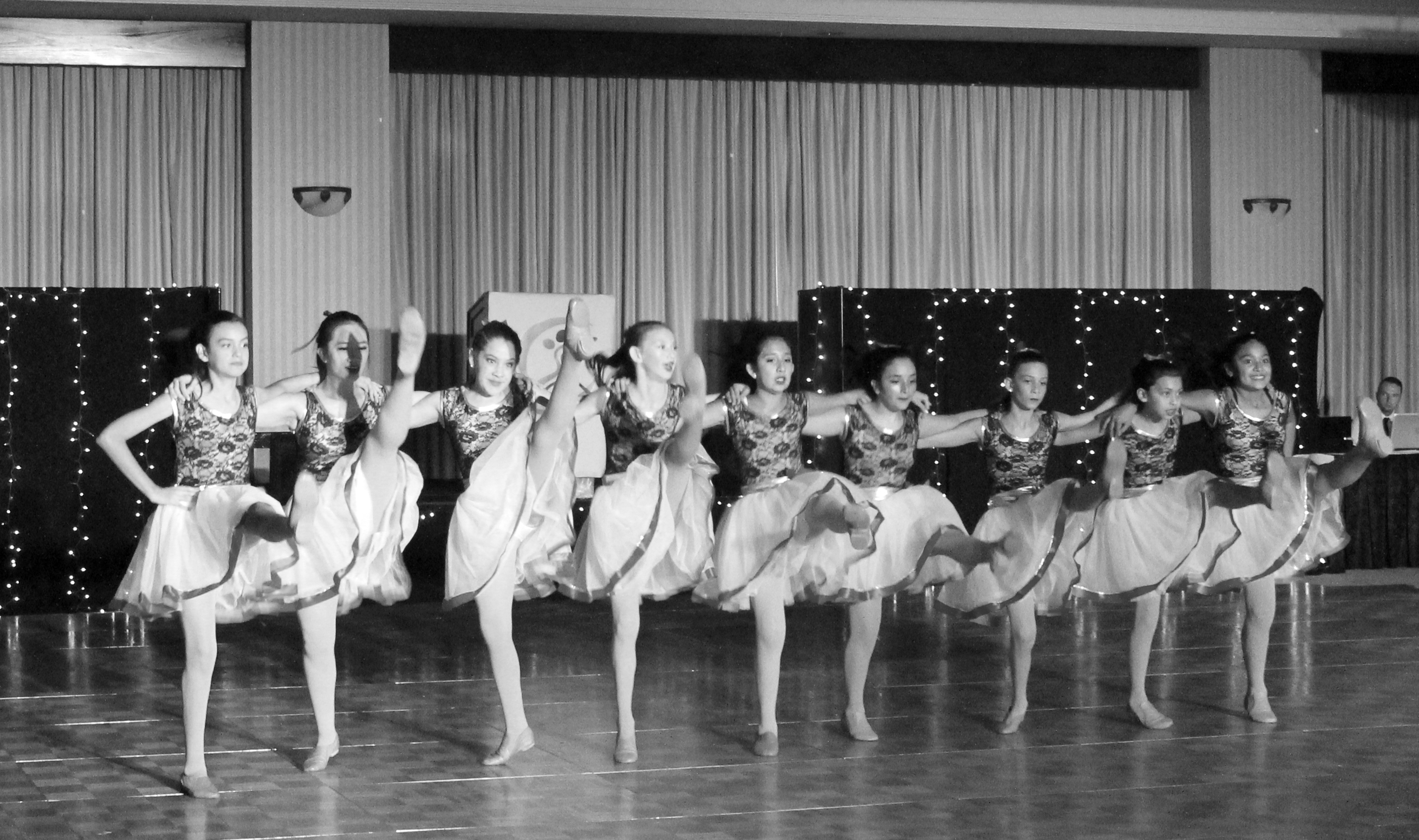 KIDS BALLET classes in orange county