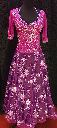 Lavender Smooth Dress