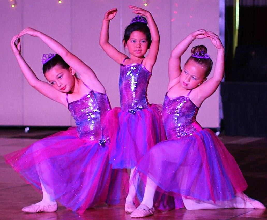 Kids Recitals for Ballet, Hip Hop...