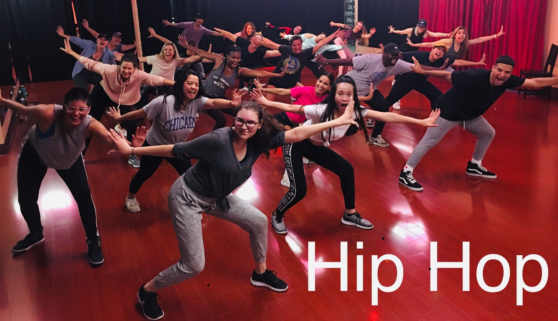 Hip Hop Tuesdays for Adults - Mondays & Tuesdays