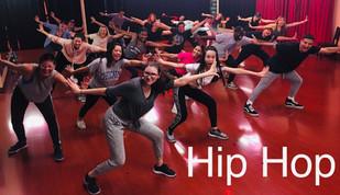 Hip Hop Tuesdays for Adults - Mondays & Tuesdays