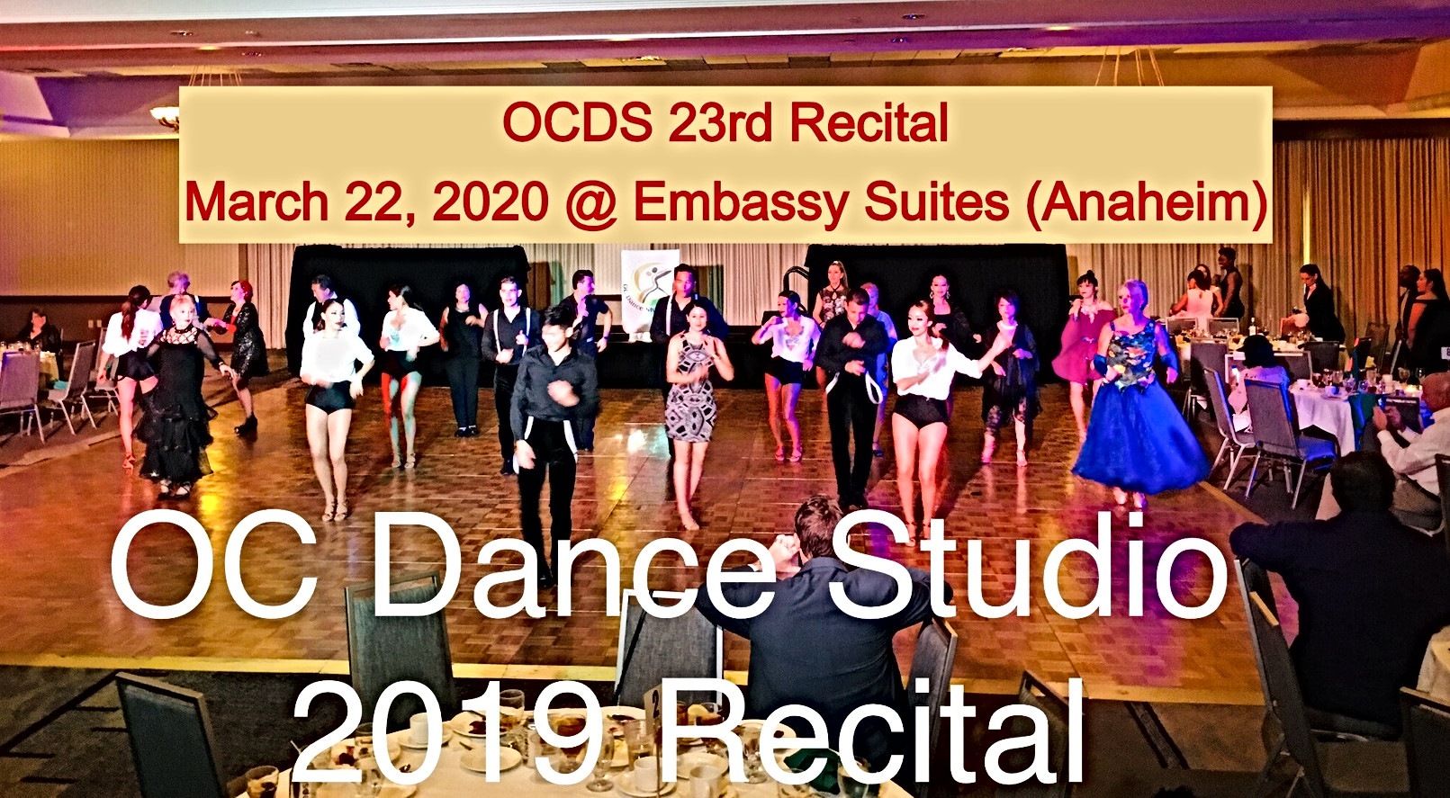 Annual Recitals for Teachers & Students