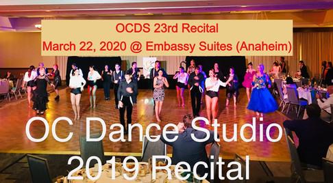Annual Recitals for Teachers & Students