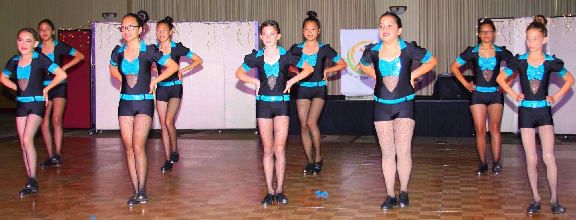 Kids dance studio in orange county
