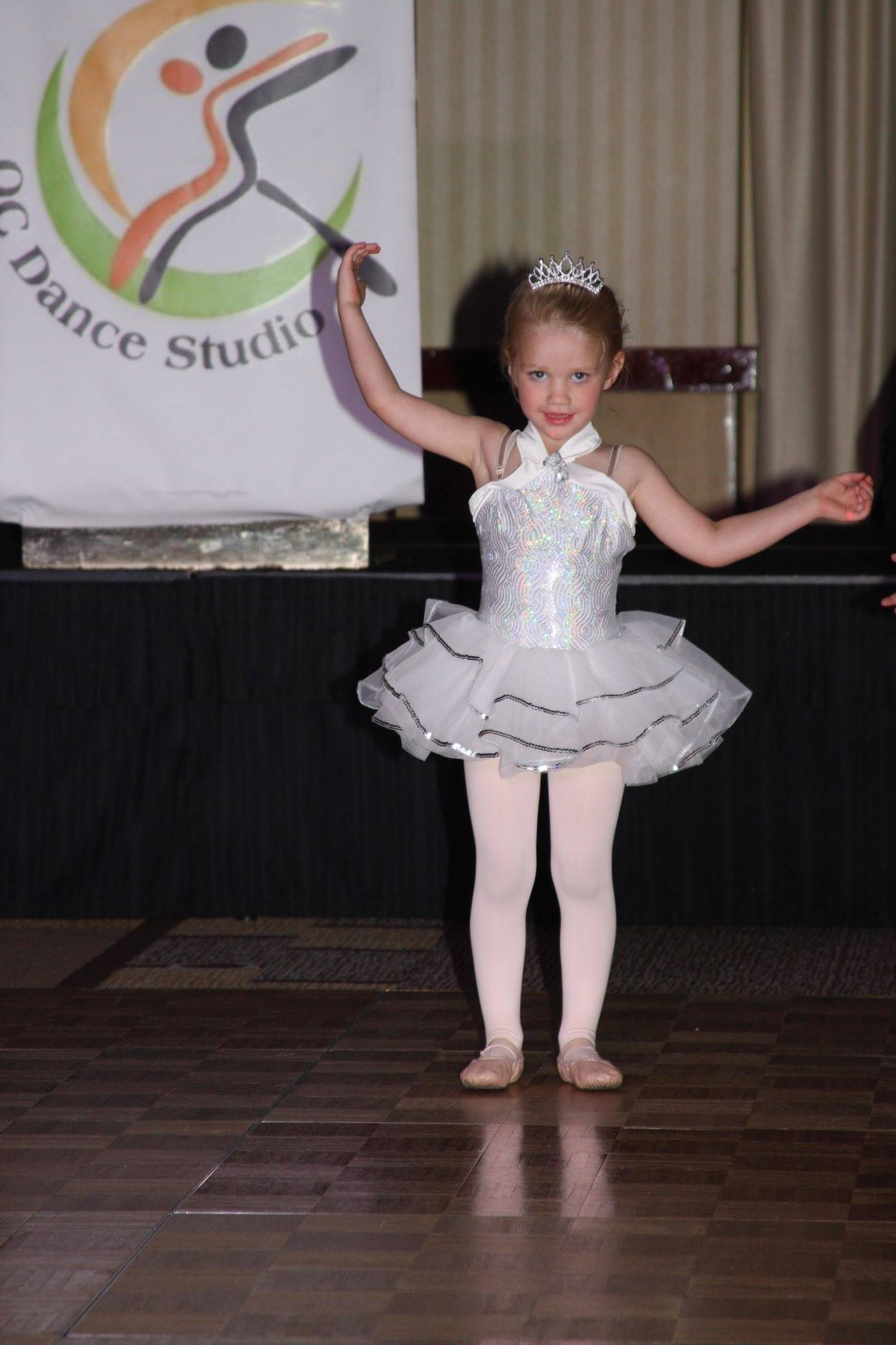 toddlers ballet classes in orange