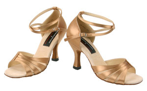 STEPHANIE SALSA/LATIN DANCE SHOES