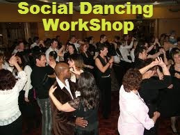 Social Dancing Swing and Foxtrot Work Shop in Orange County
