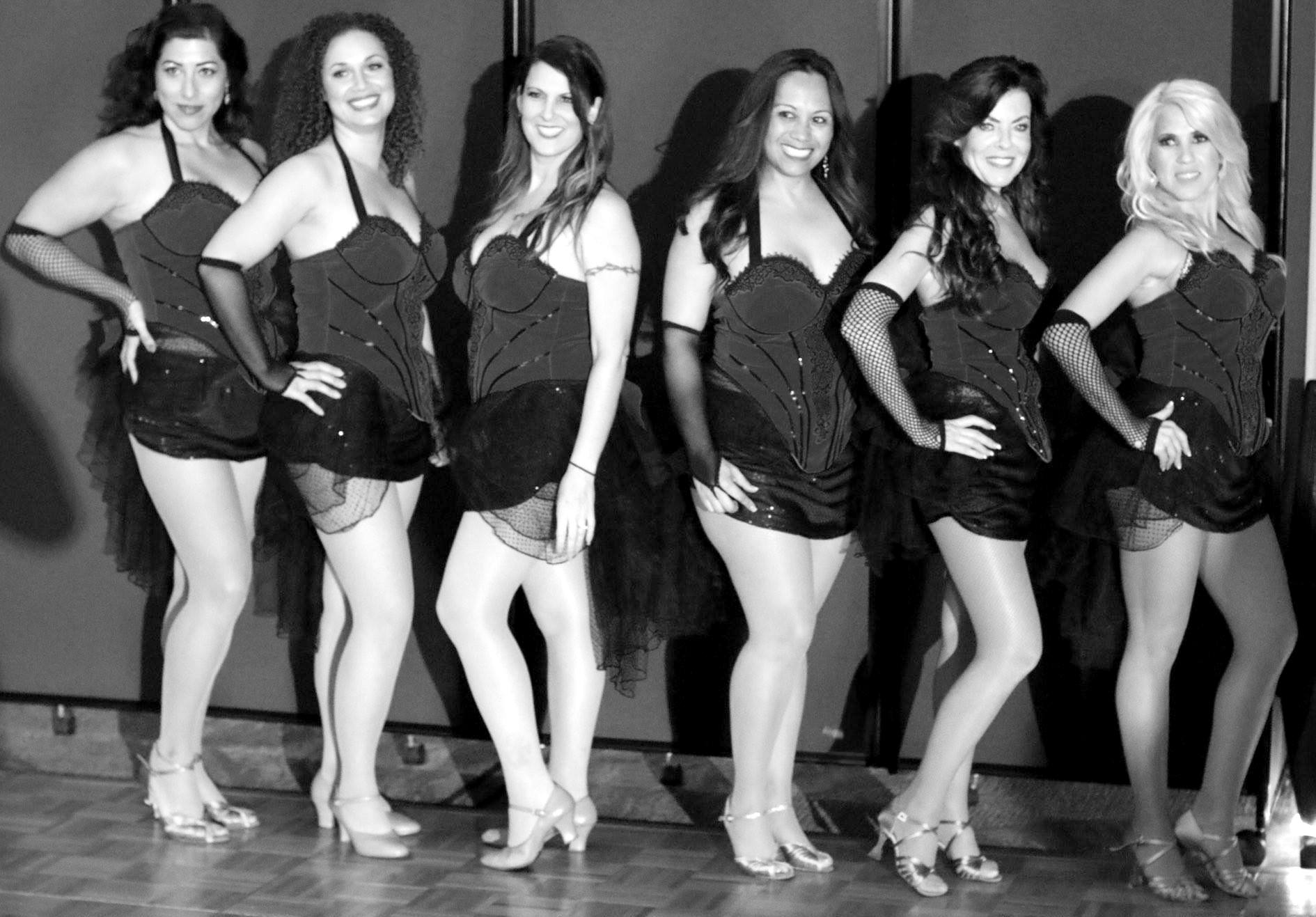 BURLESQUE Girls Spring 2016