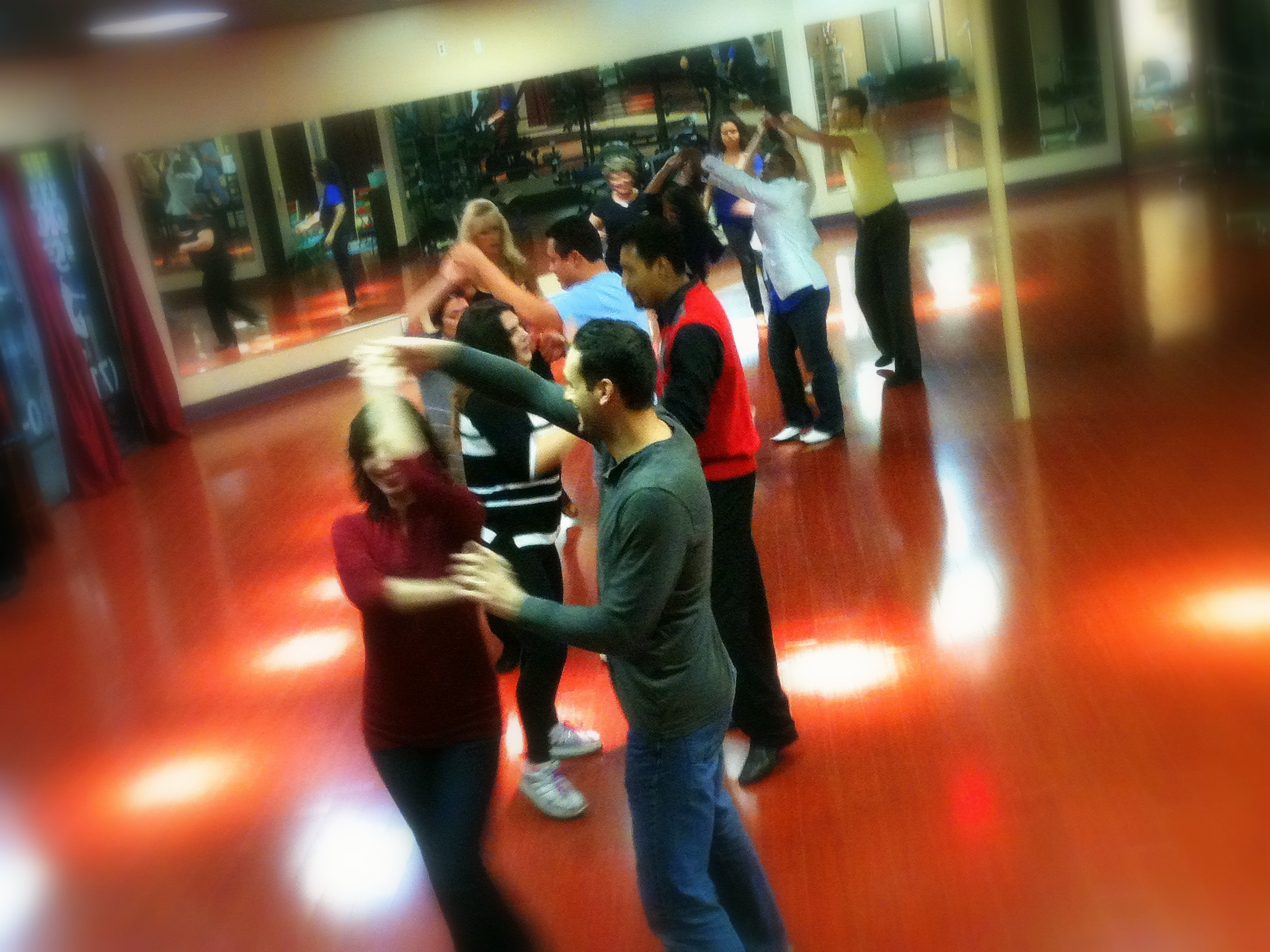 Ballroom dance classes orange county