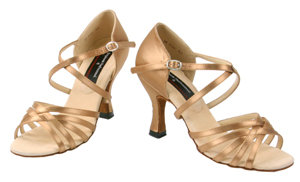 Stephanie Professional Ballroom Latin Dance Shoes