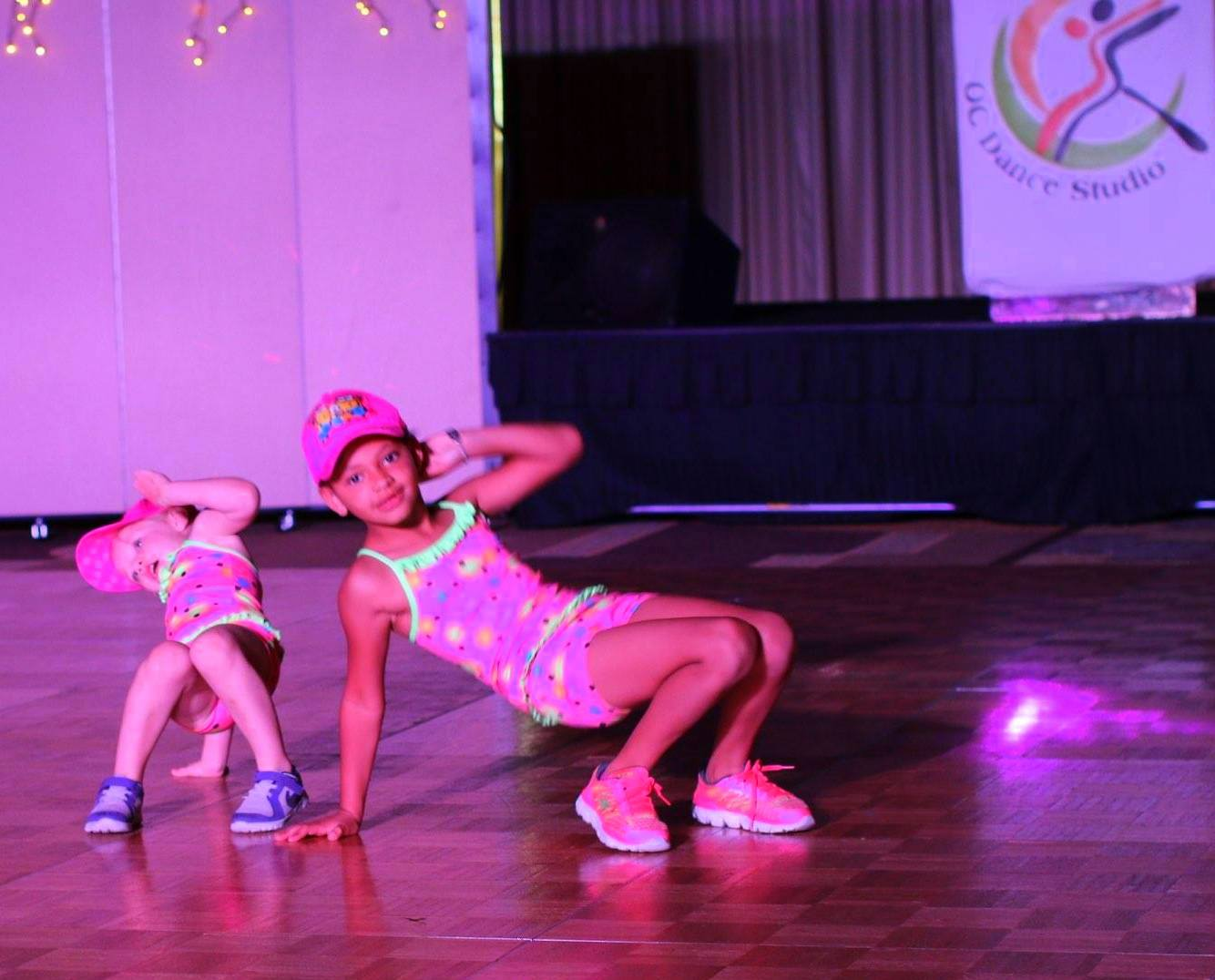kids hip hop dance studio
