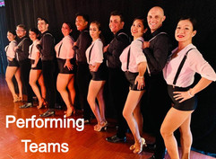 Now Enrolling for Latin Fusion Team