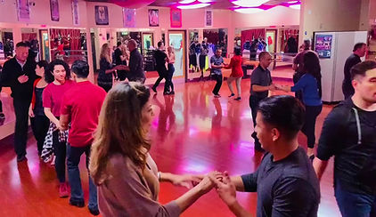 Salsa - Bachata Classes OC Dance Studio