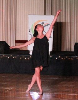 Contemporary routine by Amy