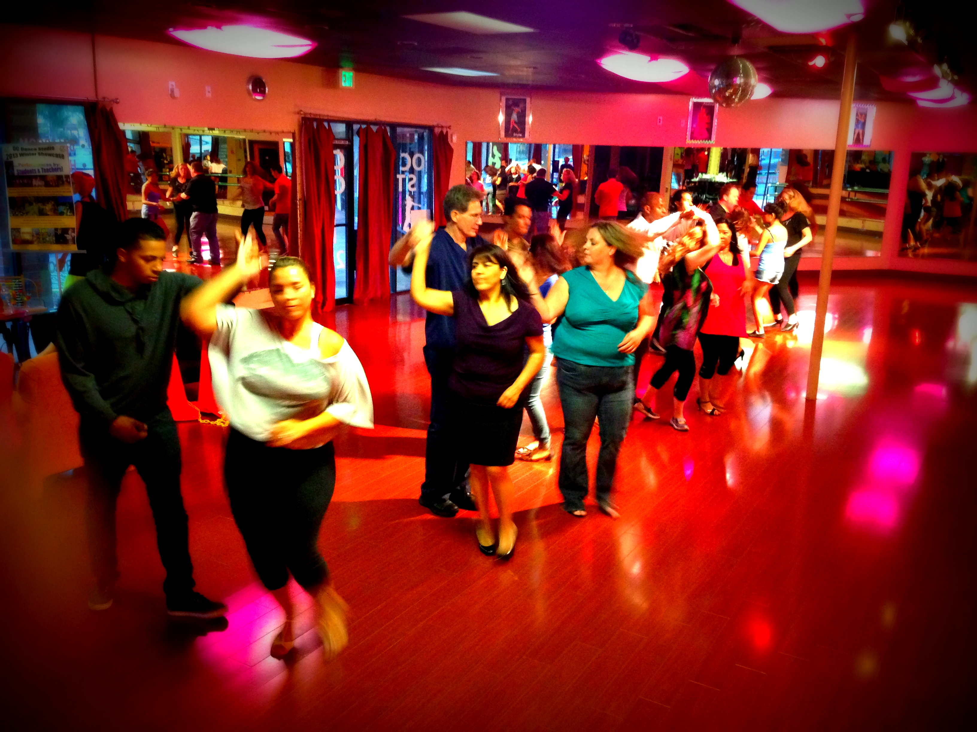 Salsa Classes and Lessons
