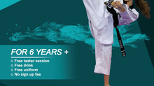 DONT FORGET NEW!! TAEKWONDO CLASSES STARTING AT NORTHFIELD HALL 11TH SEPTEMBER #GETINVOLVED