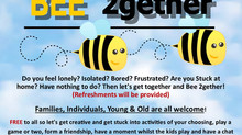 BEE 2GETHER - CHESTNUT CENTRE - EVERY WEDNESDAY ALL WELCOME!! Come down and join us, see what it is