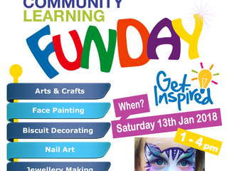 FAMILY FUN DAY! Community Learning - FREE EVENT - Huddersfield (Ashbrow Ward)