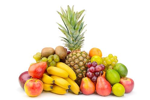 Fruktkorg företag 8kg mellan