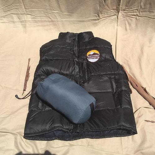 ETX down vest