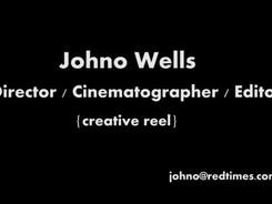 Johno Wells - Creative Reel
