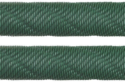 District Rope Stunt Scooter Grips green