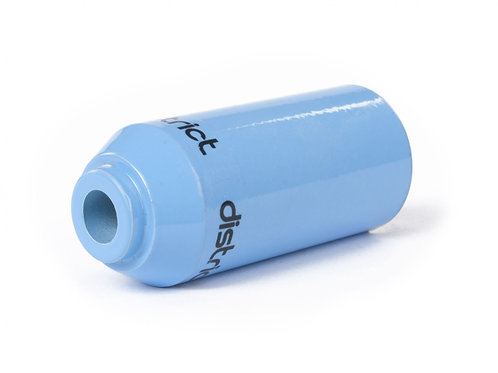 DISTRICT ALUMINIUM SCOOTER PEG FRONT SEA BLUE