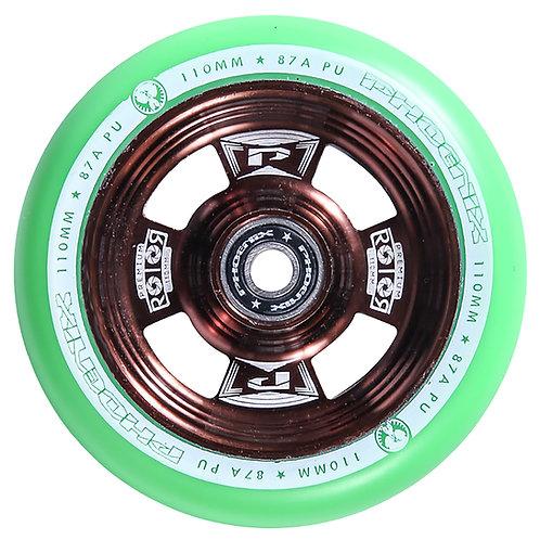 Phoenix Rotor / Green/Bronze