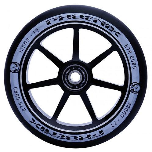 Phoenix Wide Boy F7 LP 120mm Alloy Core Wheel