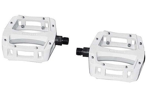 Gusset Slim Jim Alloy Loose-Ball Pedals  WHITE