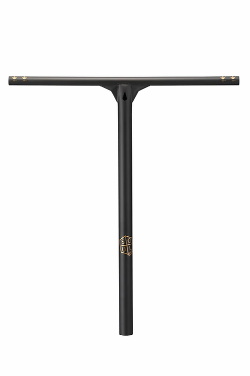 Blunt Soul Oversized Bar 650mm tall and 580mm wide - BLACK